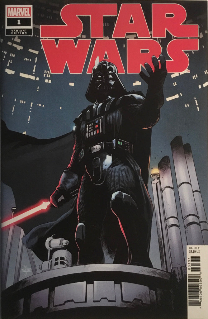 STAR WARS (2020) # 1 ASRAR 1:50 VARIANT COVER