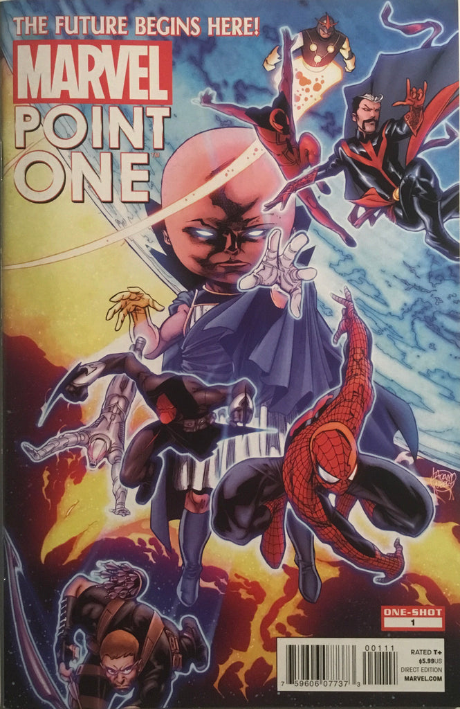 MARVEL POINT ONE (ONE-SHOT)