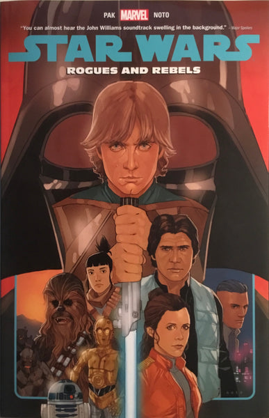 STAR WARS (MARVEL) VOL 13 ROGUES AND REBELS GRAPHIC NOVEL