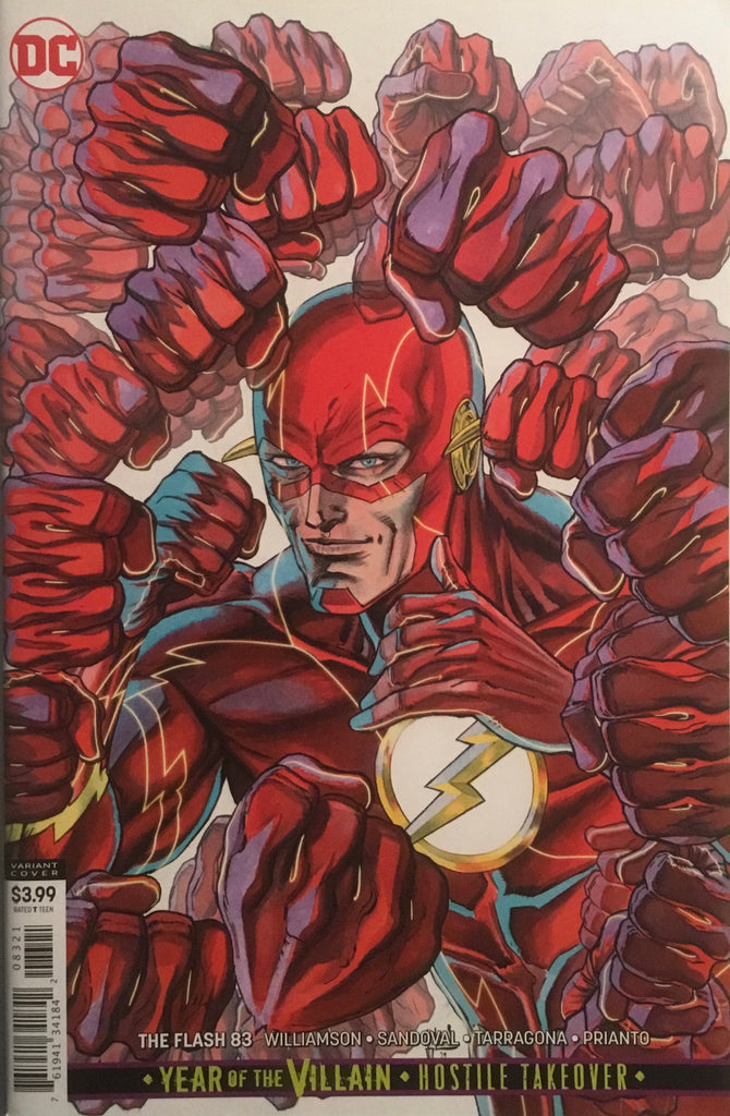 FLASH (REBIRTH) # 83 VARIANT COVER