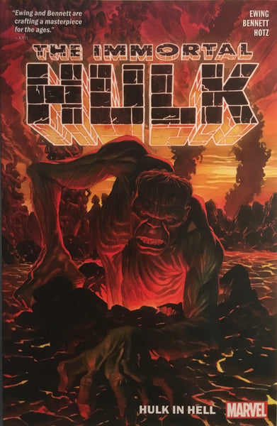 IMMORTAL HULK VOL 3 HULK IN HELL GRAPHIC NOVEL