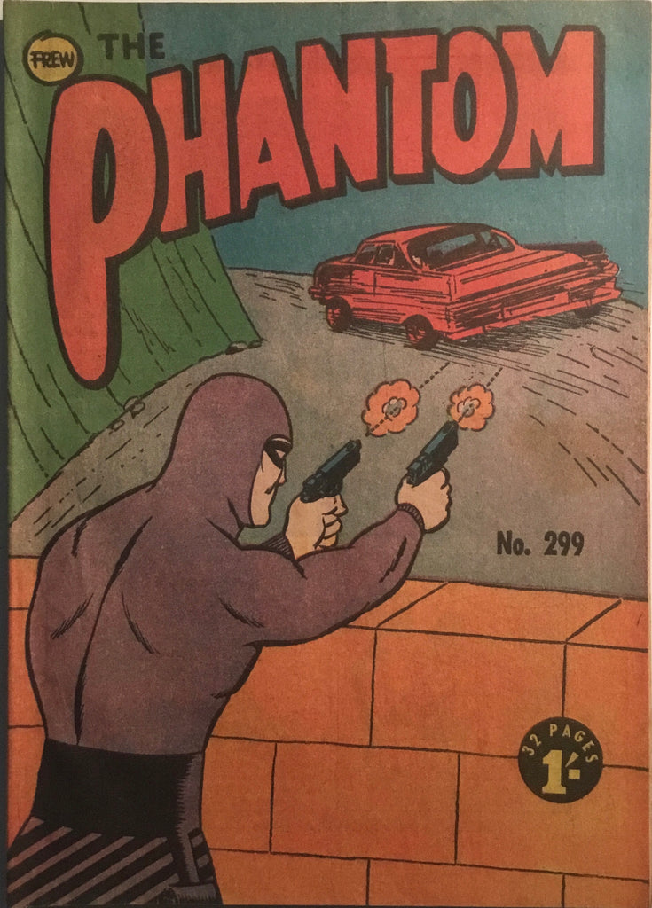 THE PHANTOM # 299