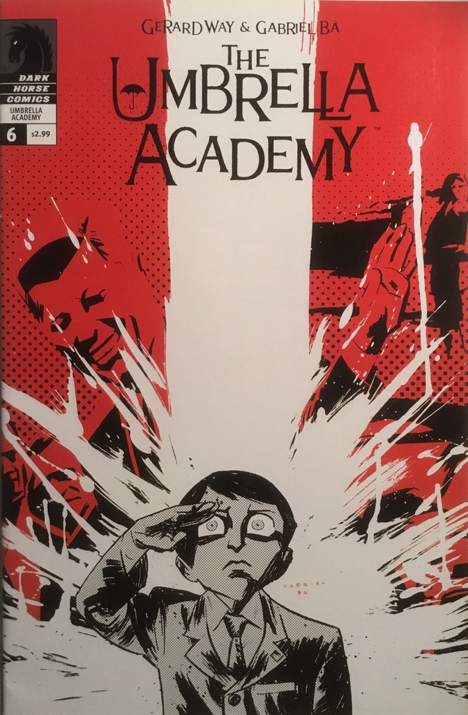 THE UMBRELLA ACADEMY SERIES 2 DALLAS  # 6