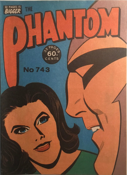THE PHANTOM # 743