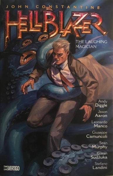 HELLBLAZER VOL 21 THE LAUGHING MAGICIAN GRAPHIC NOVEL