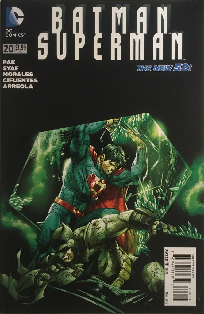 BATMAN / SUPERMAN (NEW 52) #20