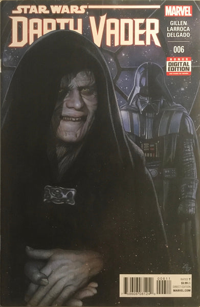 STAR WARS DARTH VADER (2015-2016) # 6