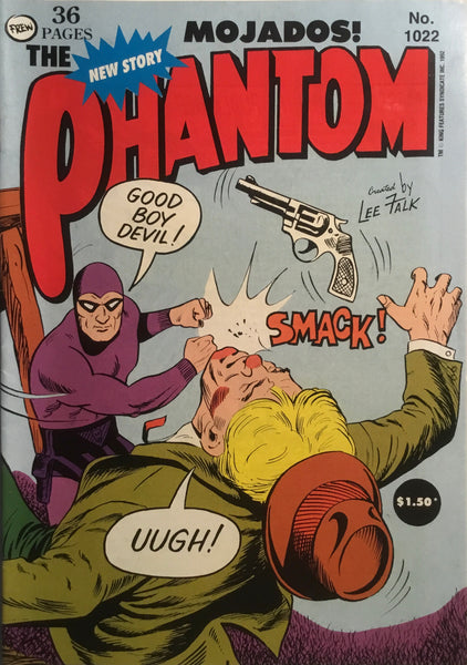 THE PHANTOM #1022