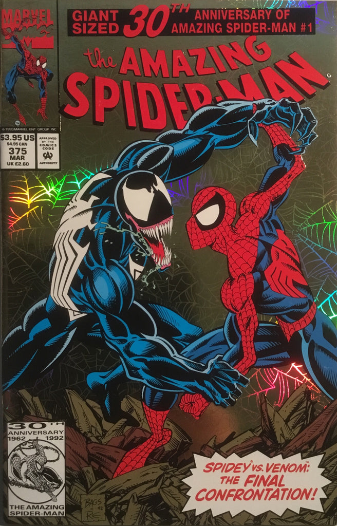 AMAZING SPIDER-MAN (1963-1998) # 375