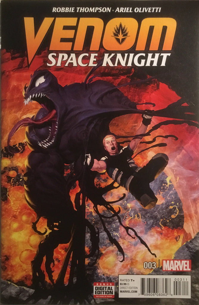VENOM SPACE KNIGHT # 3