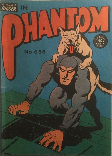 THE PHANTOM # 656