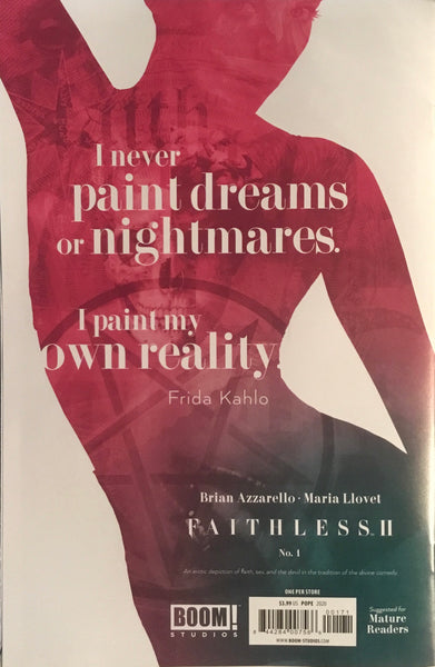 FAITHLESS II # 1 RETAILER LIMITED EDITION