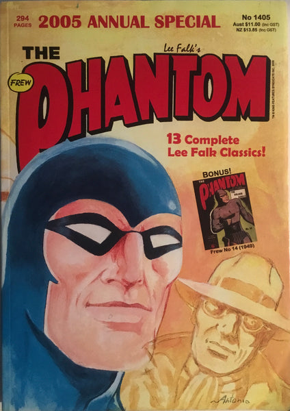 THE PHANTOM #1405