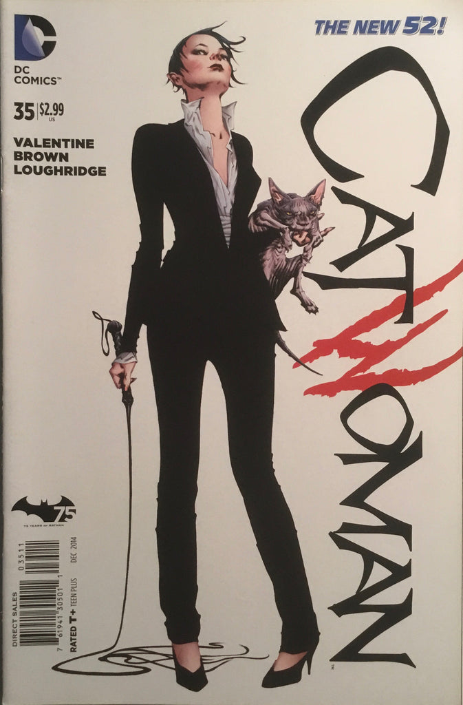 CATWOMAN (NEW 52) #35