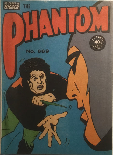 THE PHANTOM # 669