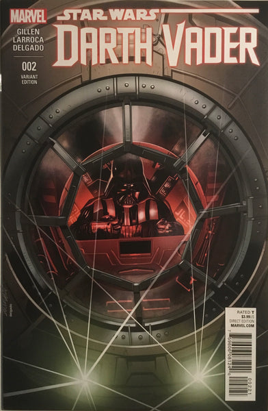 STAR WARS DARTH VADER (2015-2016) # 2 LARROCA 1:25 VARIANT COVER