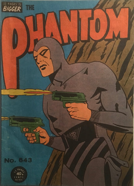 THE PHANTOM # 643