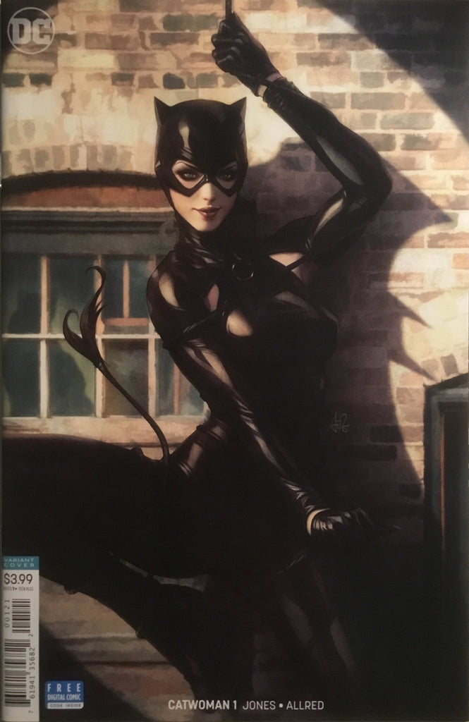 CATWOMAN (2018) # 1 ARTGERM VARIANT COVER