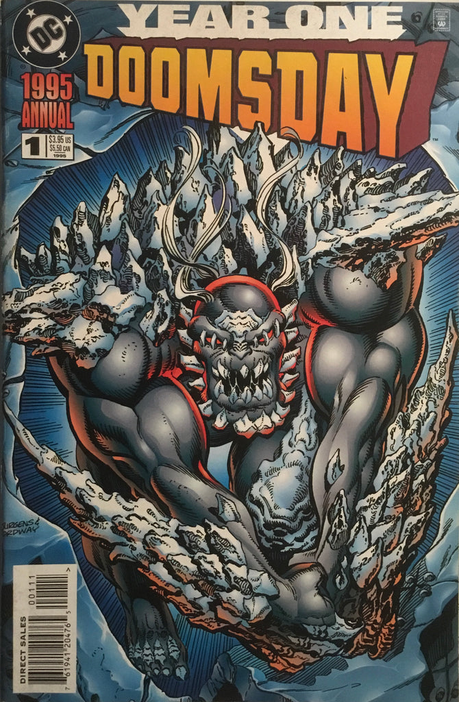 DOOMSDAY ANNUAL # 1