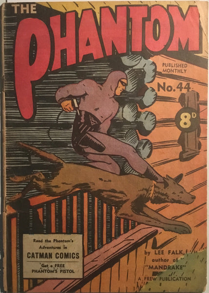 THE PHANTOM # 044