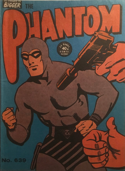 THE PHANTOM # 639