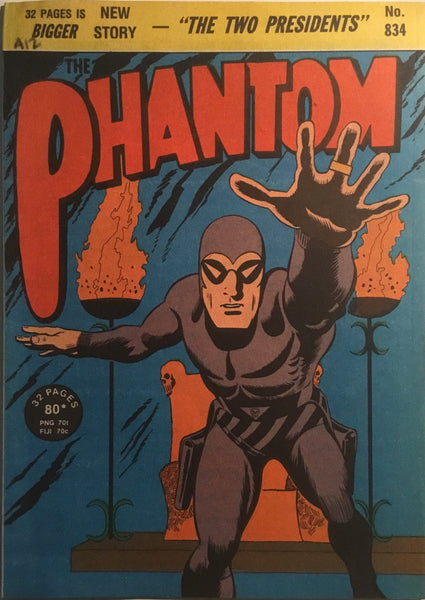 THE PHANTOM # 834