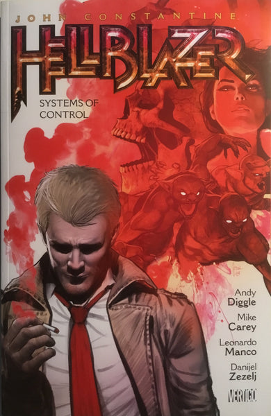 HELLBLAZER VOL 20 SYSTEMS OF CONTROL GRAPHIC NOVEL