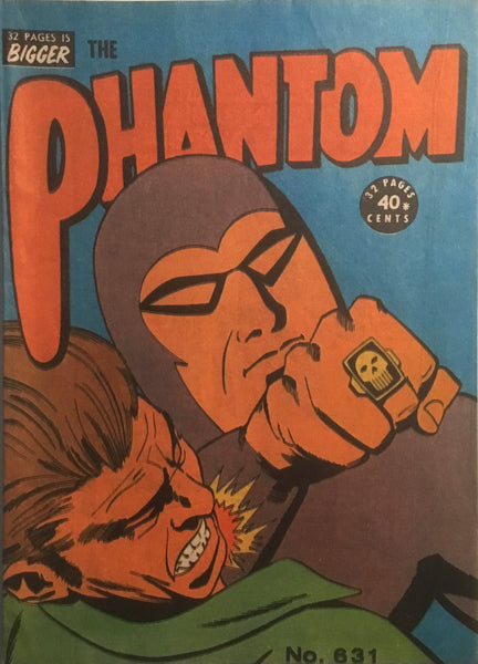 THE PHANTOM # 631