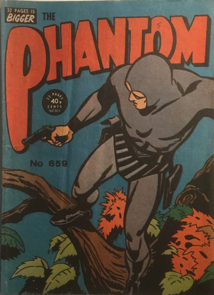 THE PHANTOM # 659