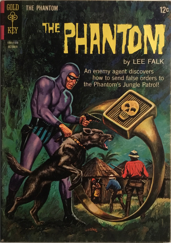 THE PHANTOM (GOLD KEY) # 14