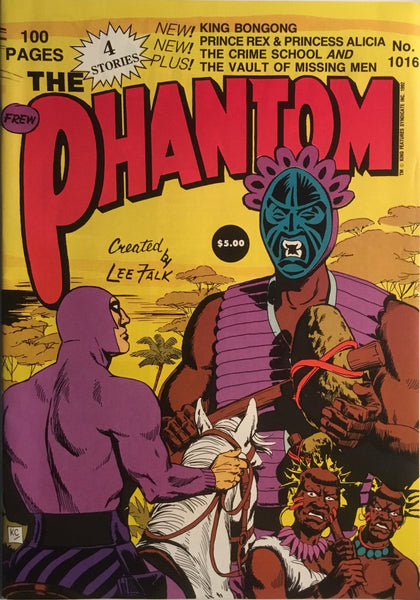 THE PHANTOM #1016