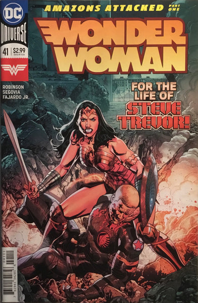 WONDER WOMAN (REBIRTH) #41