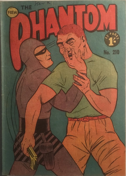 THE PHANTOM # 210