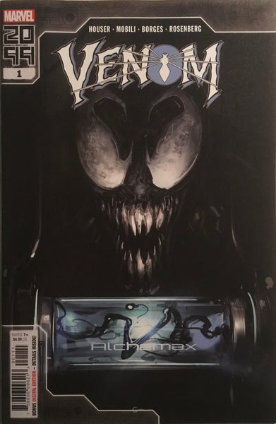 VENOM 2099 # 1 FIRST APPEARANCE OF ALEA BELL