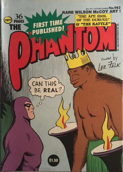 THE PHANTOM # 983