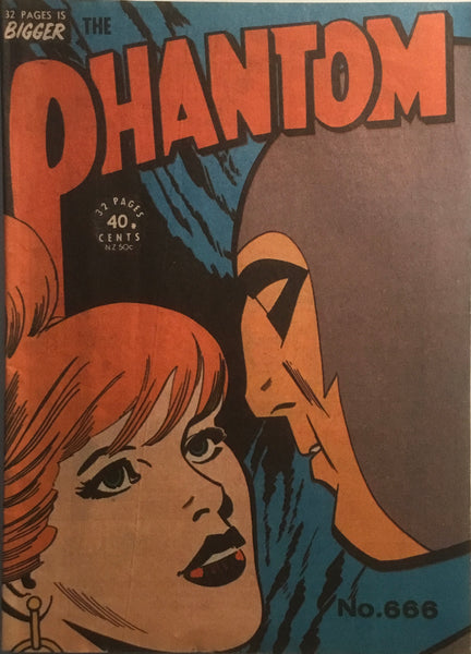 THE PHANTOM # 666