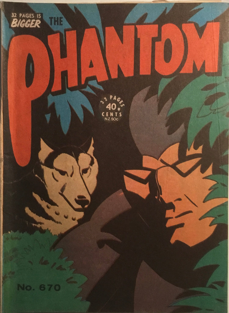 THE PHANTOM # 670