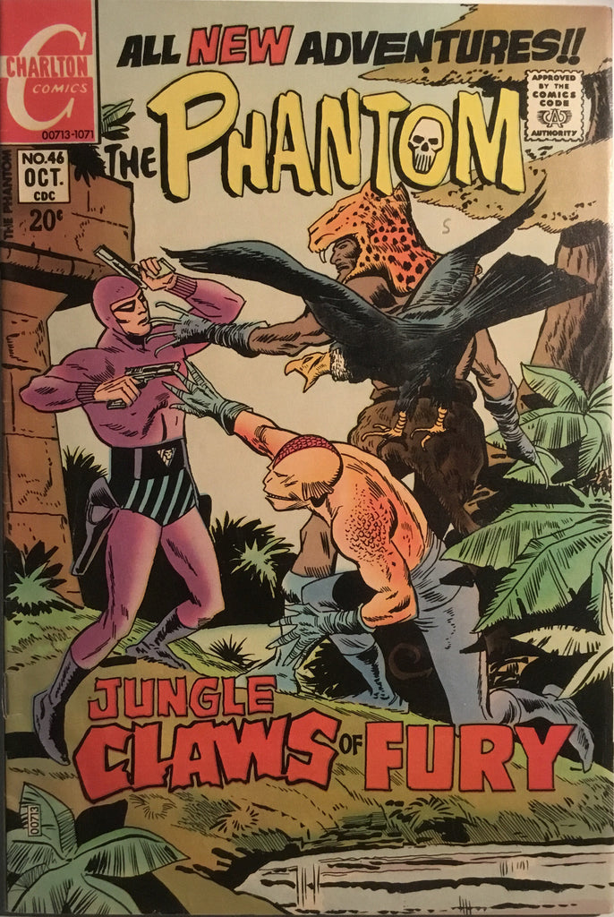 THE PHANTOM (CHARLTON) # 46