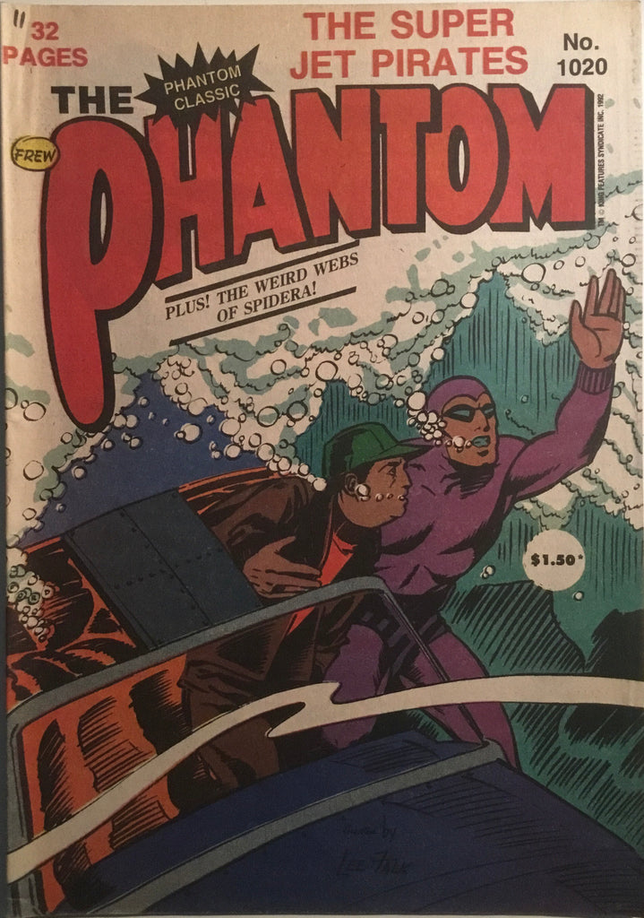THE PHANTOM #1020