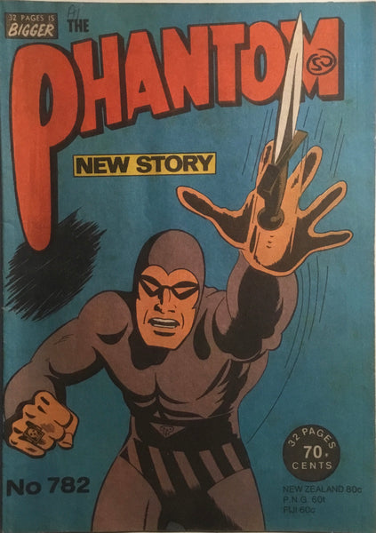 THE PHANTOM # 782