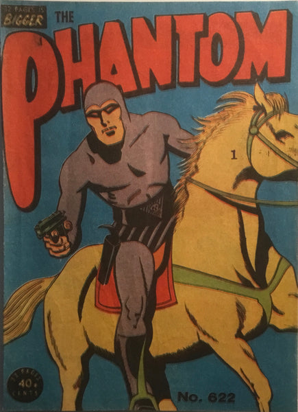 THE PHANTOM # 622