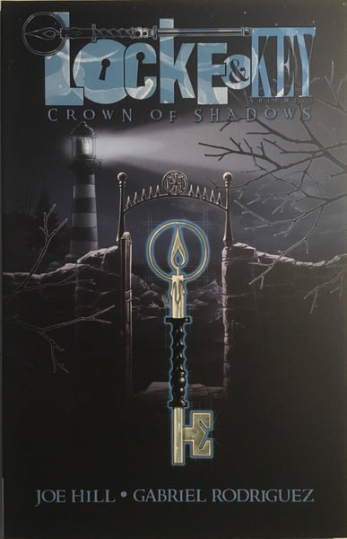 LOCKE AND KEY VOL 3 CROWN OF SHADOWS GRAPHIC NOVEL
