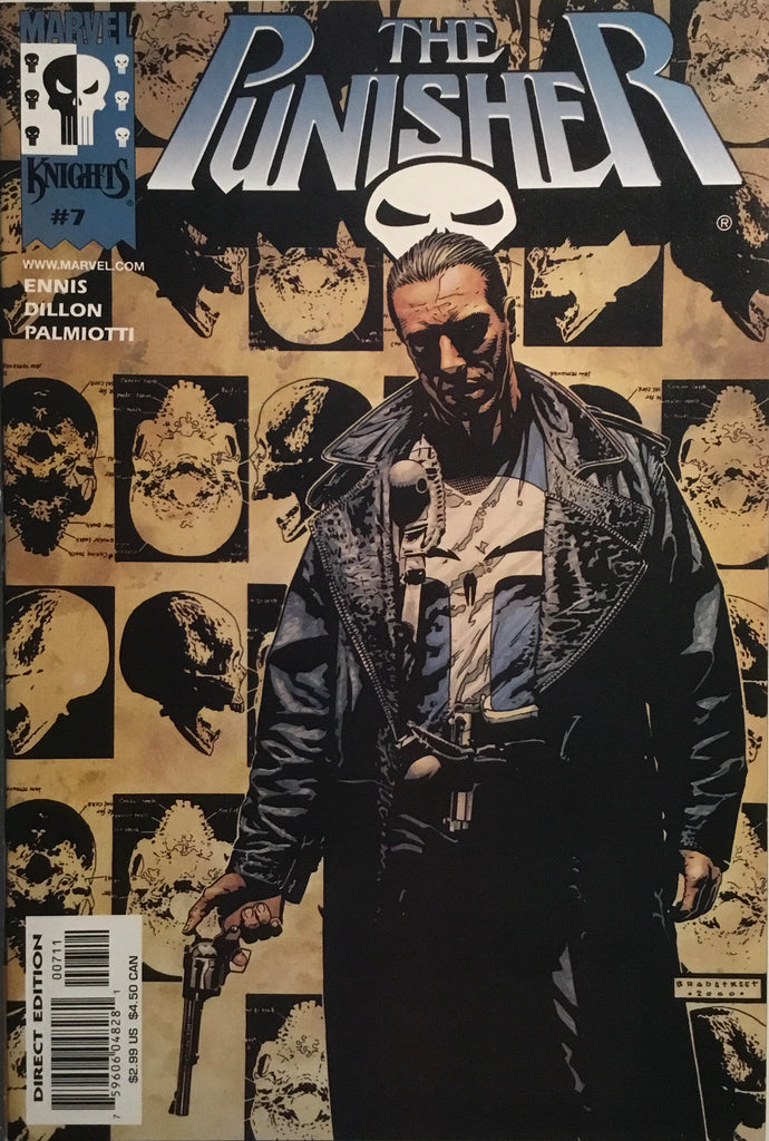 PUNISHER (2000-2001) # 7