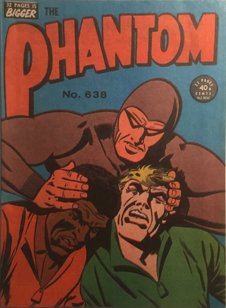 THE PHANTOM # 638