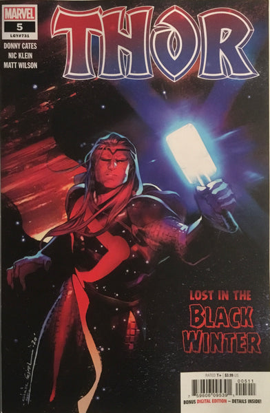 THOR (2020) # 5 FIRST FULL APPEARANCE OF THE BLACK WINTER