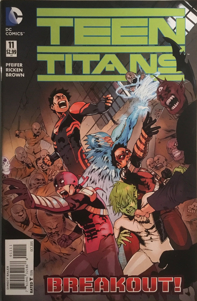 TEEN TITANS (NEW 52 SERIES 2) #11