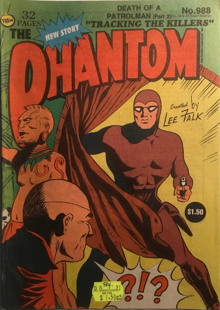 THE PHANTOM # 988