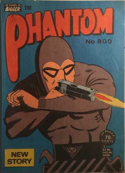 THE PHANTOM # 800
