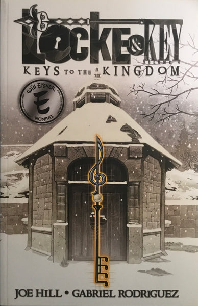 LOCKE AND KEY VOL 4 KEYS TO THE KINGDOM  GRAPHIC NOVEL