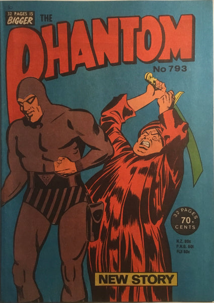 THE PHANTOM # 793